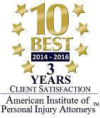 10 Best - Client Satisfaction